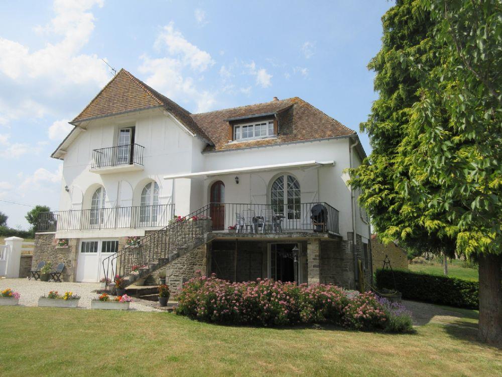 Vente maison saint denis sur sarthon maison avec garage et jardin a vendre secteur saint denis - Maison jardin toulouse location saint denis ...