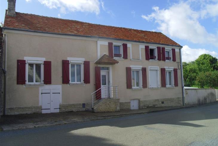 Vente maison neufchatel en saosnois maison avec 3 for Budget construction maison 200 000 euros
