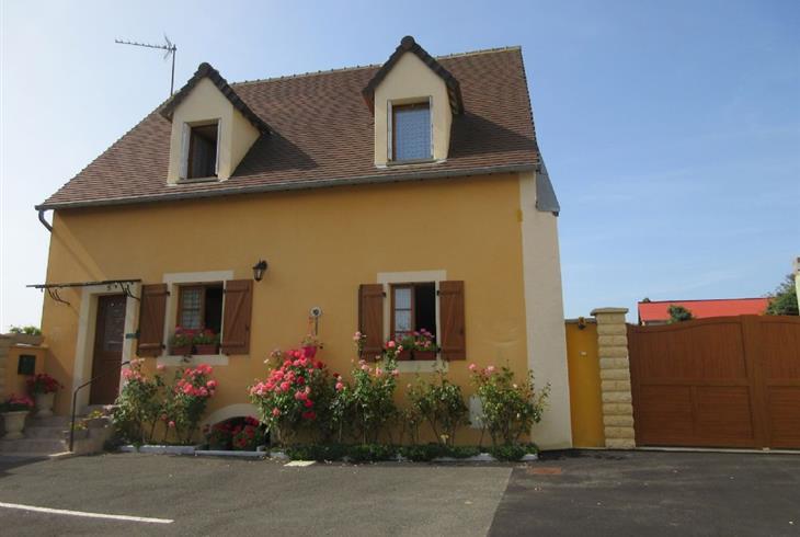 Vente maison alen on viager maison avec dependances a l for Budget construction maison 200 000 euros