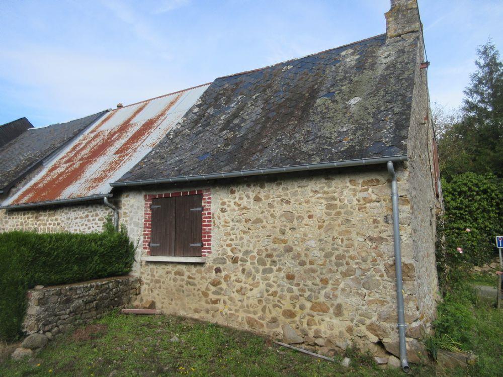 Vente maison saint denis sur sarthon maison avec jardin et grange a vendre saint denis sur - Maison jardin toulouse location saint denis ...