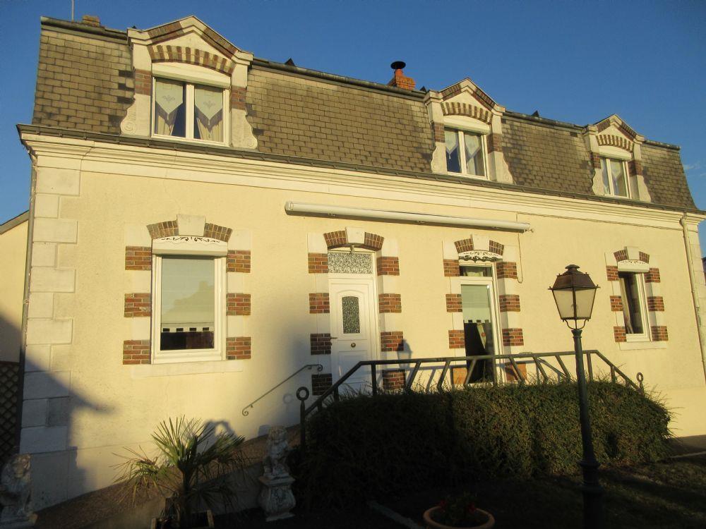 Vente maison alen on propriete a vendre entre alencon et le mans proche des commerces et - Chambre de commerce alencon ...