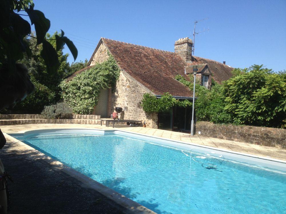 Vente maison fresnay sur sarthe propriete avec piscine for Camping sarthe avec piscine