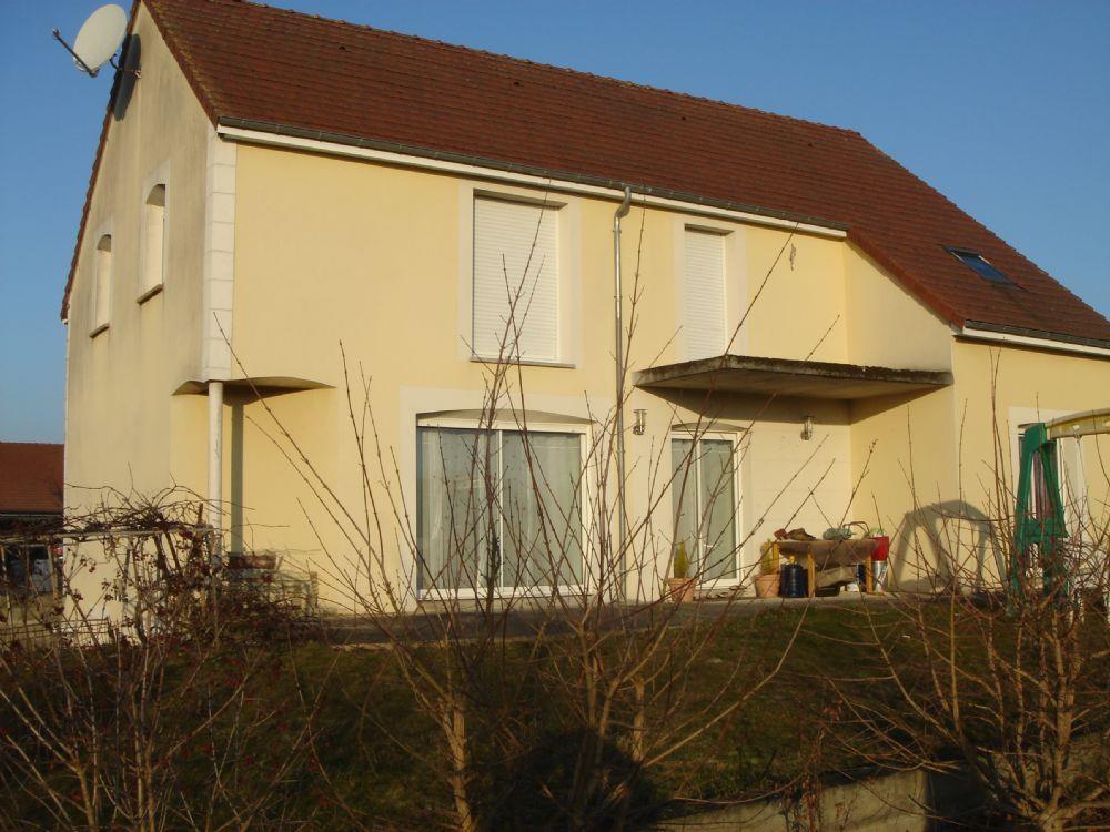 Vente maison saint germain du corbeis pavillon for Pavillon contemporain