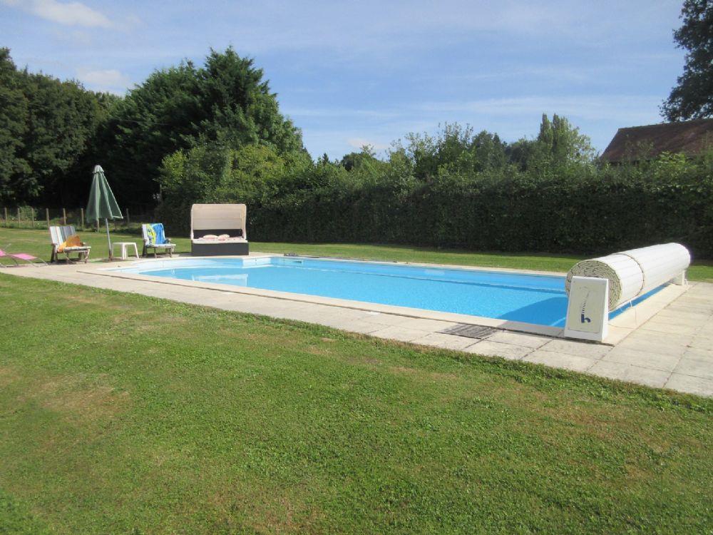 Vente maison alen on a quelques minutes d 39 alencon for Prix piscine chauffee
