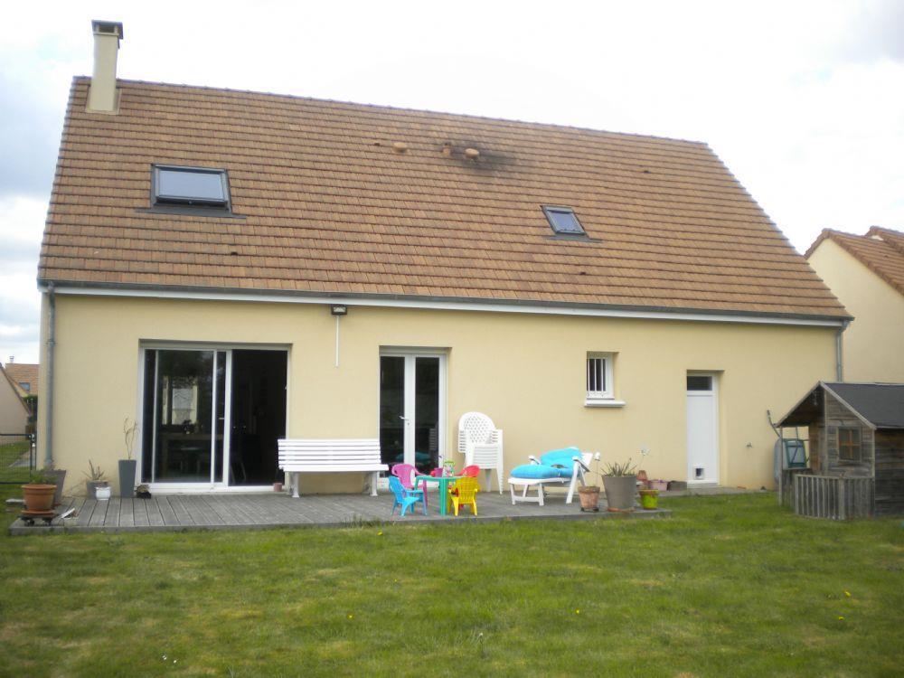 Vente maison chauffour notre dame pavillon avec jardin for Garage desaffecte a vendre
