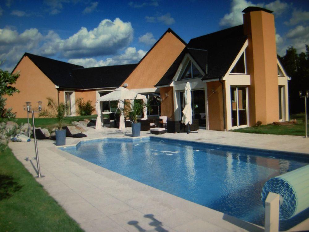 vente demeure saint saturnin propriete d 39 exception avec piscine chauffee a vendre le mans nord. Black Bedroom Furniture Sets. Home Design Ideas